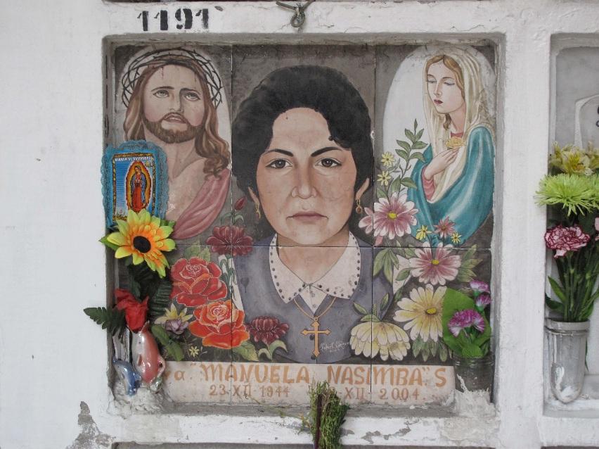 """NUEVO CAPÍTULO del Fotoensayo """"Entrada al cielo: Arte Funerario Popular de Ecuador"""": Tu rostro para siempre"""